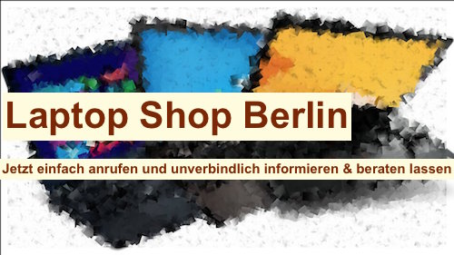 Laptop Shop Berlin Brandenburg